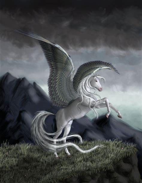 unicornios imagenes alas pegasos y unicornios taringa