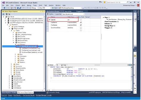 tutorialspoint entity framework entity framework data annotations