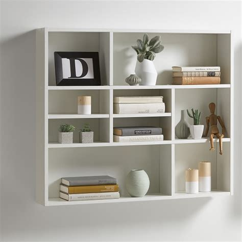 wall mounted shelving unit andreas wall mounted shelving unit in white 27391 furniture