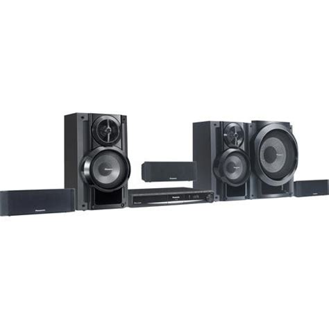 panasonic sc pt665 home theater system sc pt665 b h photo