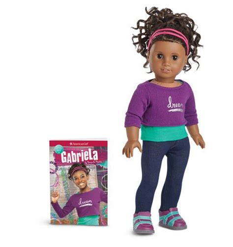 Where Can I Buy American Girl Gift Cards - gabriela american girl doll year 2017 review