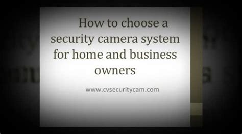 how to choose a security system for home and