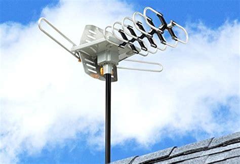esky hdtv amplified antenna   tv support outdoor tv