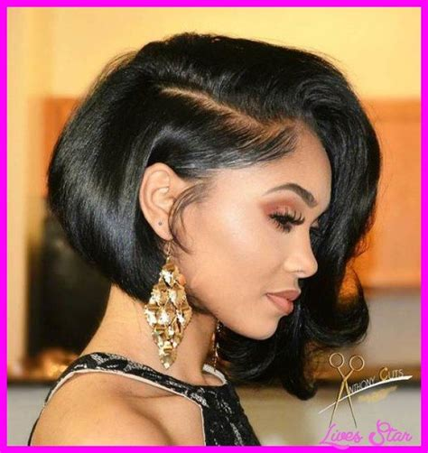 low neck short curly hair cool neck length hairstyles for black women hair styles