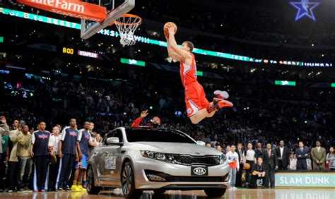 Griffin Dunk Kia Why Griffin Should Be The Of The Rumored Space