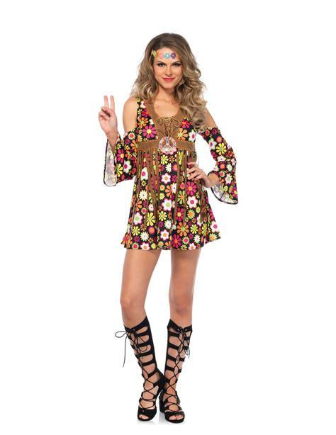 vestito figli dei fiori vestito hippie figlia dei fiori su vegaooparty negozio di