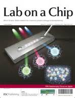 lab on a chip template front cover lab on a chip rsc publishing