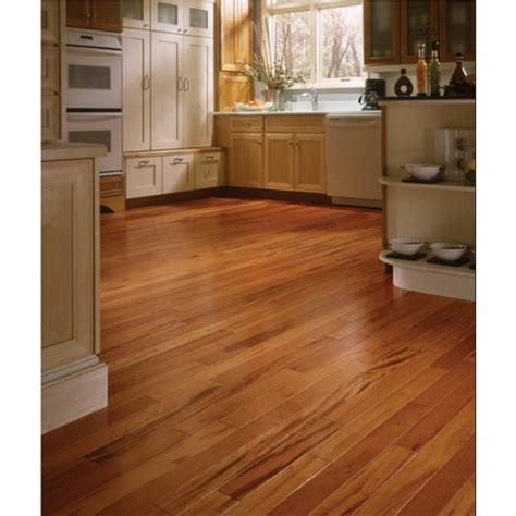 tigerwood 3 4 quot x 5 quot x 1 7 clear prefinished flooring