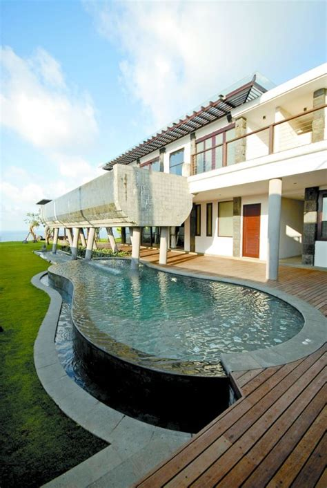 layout villa bali 35 modern villa design that will amaze you