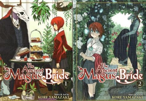 the ancient magus vol 3 the ancient magus vol 1 2