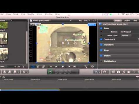 final cut pro uninstall how to remove black bars in final cut pro x youtube