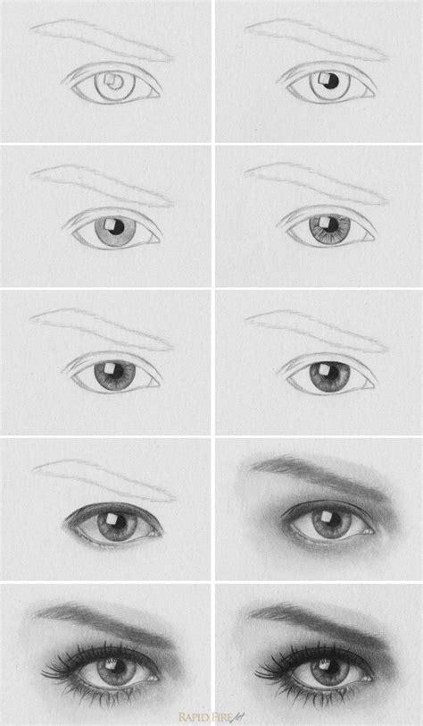 tutorial scribble sketchbook 25 best ideas about eye drawing tutorials on pinterest