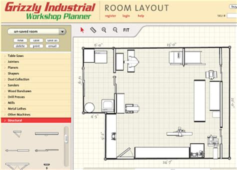 Cabinet Shop Layout by Woodworking Shop Layout Plans Page 2 Of 6 Diy