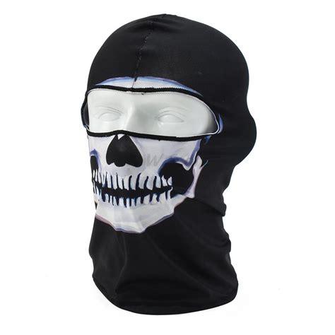 Balaclava Masker Skull Cap Spandex Elastis Tengkorak 3 new 3d drying balaclava hat uv protect prevent bask cap outdoor sports cap bicycle