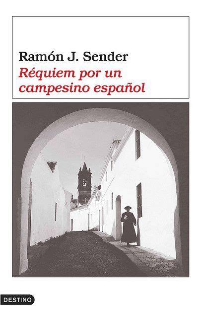 libro requiem for a spanish el libro del d 205 a quot r 233 quiem por un cesino espa 241 ol quot de ram 243 n j sender http www quelibroleo