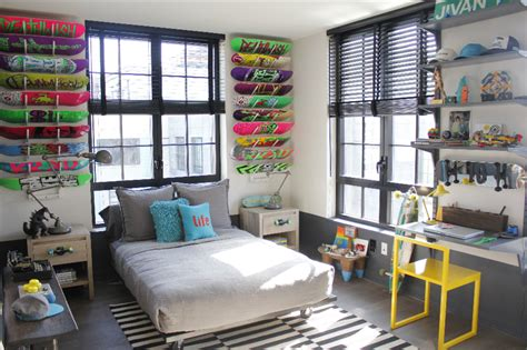 bedroom shop skateboard interior design eyeswoon