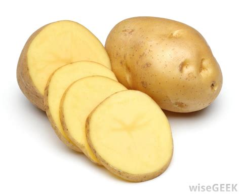 what is potato what is a tuber with pictures