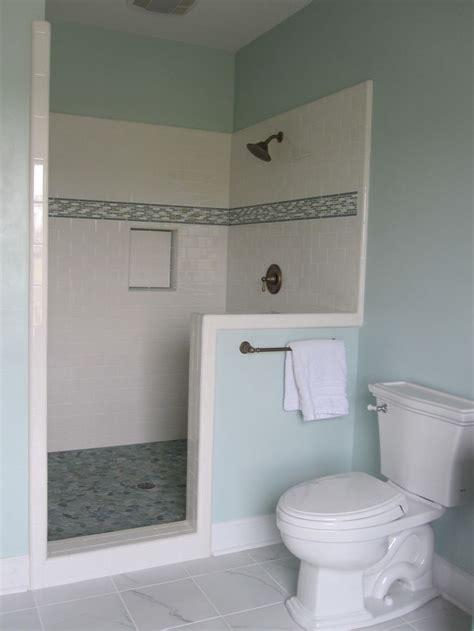 bathroom tile shower best 25 pebble tile shower ideas on pinterest pebble tiles pebble tile shower floor and