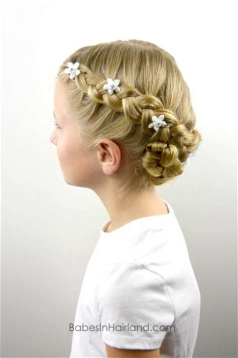 mormon hairstyles dutch braided baptism hairstyle babes in hairland