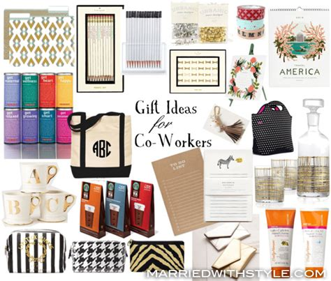 best present for office mates gift guide gift ideas for co workers edition married with style