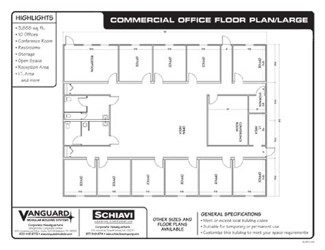 office building floor plans pdf vanguard modular building systems ready to roll