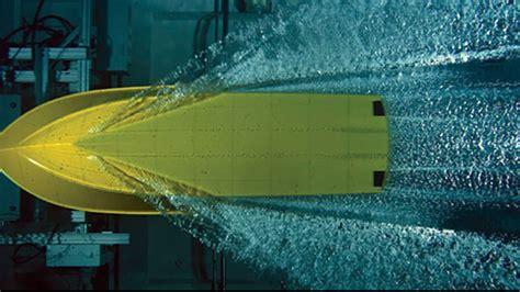 catamaran research ship understanding hull design power motoryacht