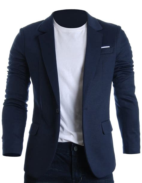 Blue Blazer mens blue blazer fashionhdpics