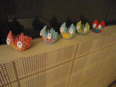 Origami Owl Login - 3d origami owls by vy626 on deviantart