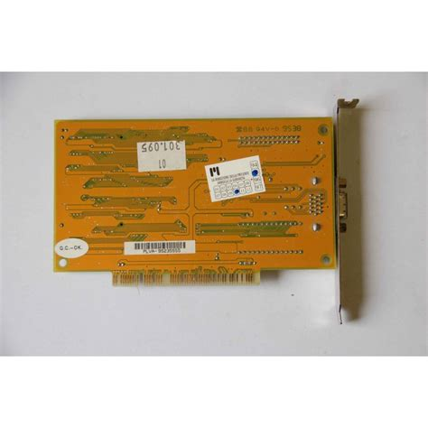 Scheda Video Cirrus Logic CL GD54M30   DiGi Shop