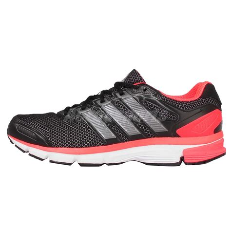 adidas stability m black silver orange mens running shoes sneakers s81708 ebay