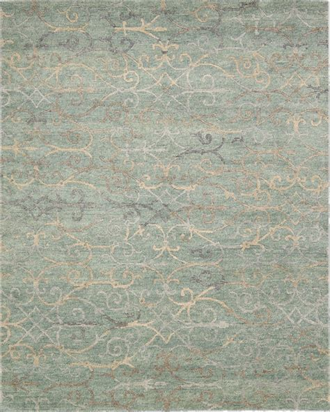 Nourison Tahoe Modern Mta05 Seagl Area Rug Rugs A Bound Best Prices For Area Rugs