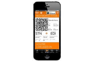 easyjet mobile easyjet trials mobile boarding passes future travel