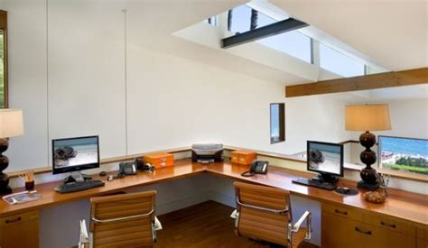 30 modern day home office designs that truly inspire 30 shared home office ideas that are functional and beautiful