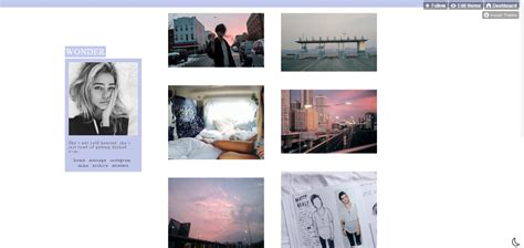 theme tumblr large pictures eclipse themes