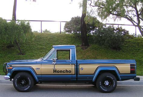 Jeep Honcho 77 Jeep Honcho