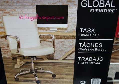 Global Furniture Task Office Chair by Costco Sale Global Furniture Task Office Chair 49 99