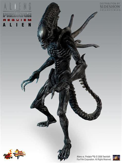 Vs Predator Warrior aliens vs predator requiem warrior poseable model kit toys sideshowcollectibles