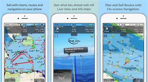 boat navigation app marine navigation key features when choosing your app