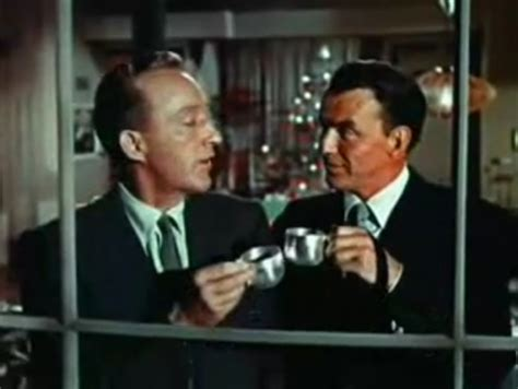 bing crosby or frank sinatra soundtrack to my day december 2012