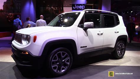 jeep renegade 2014 interior 2015 jeep renegade diesel limited exterior and interior