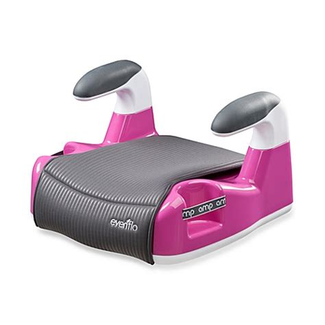 Cocolatte Booster Seat Pink buy evenflo 174 performance no back booster car seat in pink from bed bath beyond