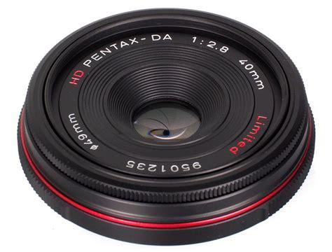 pentax hd pentax da 40mm f 2 8 limited lens review