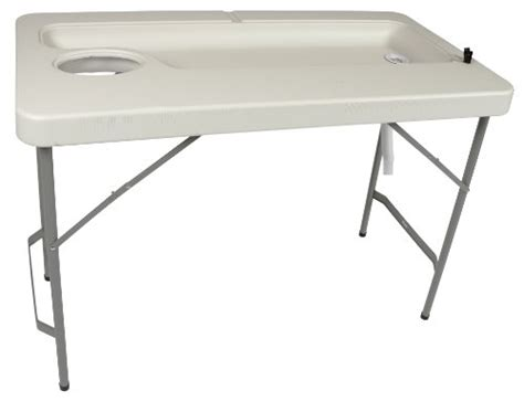 coldcreek outfitters fillet table gray automotive tool