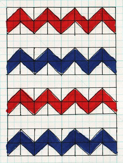 zig zag triangle pattern 17 best images about pieced quilts on pinterest quilt