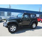 2010 Jeep Wrangler Sport  Winnipeg Manitoba Used Car For