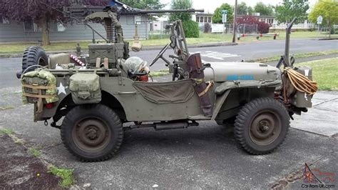 Ww2 Jeep Trailer For Sale Army Trailers For Sale Craigslist Autos Post