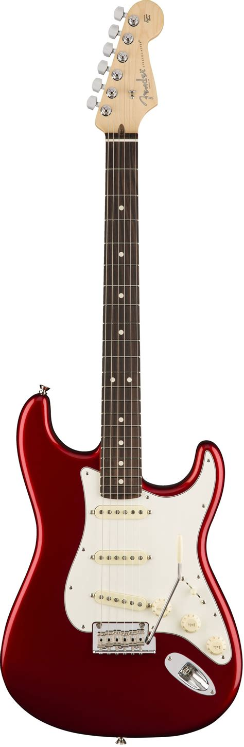 Li Gitar Fender 12in fender american pro stratocaster electric guitar rosewood fingerboard with apple