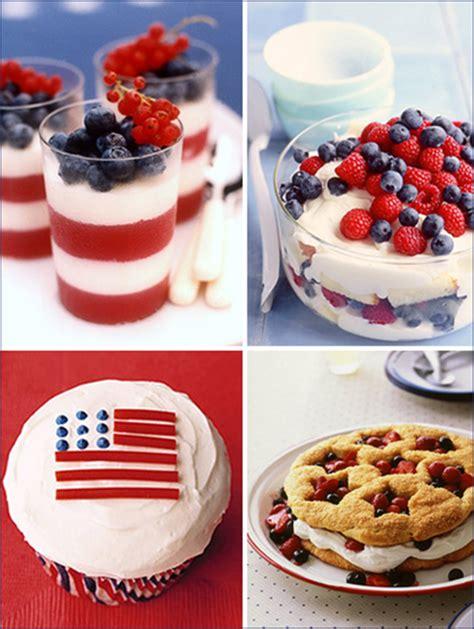 fourth of july desserts i naptime