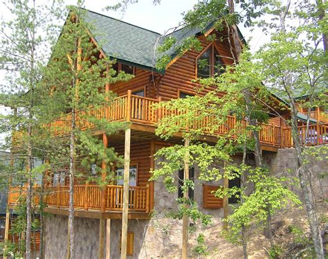 Cabins Of Pigeon Forge Pigeon Forge Cabin Smoky Mountain From