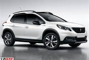 Peugeot 2008 Suv New 2017 Peugeot 2008 Suv Revealed Car Reviews New Car